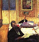 Josse Berheim Jeune and Gaston - Pierre Bonnard