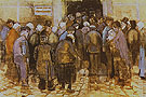 The State Lottery Office The Hague 1882 - Vincent van Gogh