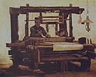The Loom 1884 - Vincent van Gogh