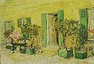 Restaurant at Asnieres Summer 1887 - Vincent van Gogh