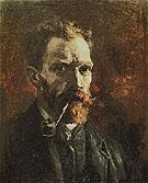 Self Portrait 1886 - Vincent van Gogh