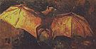 Flying Fox 1885 - Vincent van Gogh