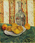 Still Life with Carafe and Lemons 1887 - Vincent van Gogh