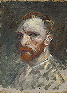 Self Portrait 1887 - Vincent van Gogh