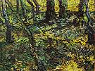 Undergrowth 1889 - Vincent van Gogh