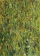 Ears of Wheat June 1890 - Vincent van Gogh