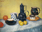 Still Life with Coffee Pot 1888 - Vincent van Gogh