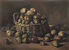 Basket with Patatoes 1885 - Vincent van Gogh