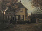 The Vicarage at Nuenen 1885 - Vincent van Gogh