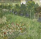 Daubignys Garden 1890 - Vincent van Gogh