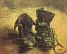 A Pair of Shoes 1886 - Vincent van Gogh