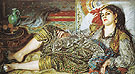 Obalisque or La Fermmed Alger 1870 - Pierre Auguste Renoir