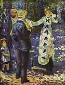 The Swing 1876 - Pierre Auguste Renoir
