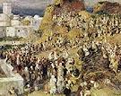 Arabian Feast The Mosque 1882 - Pierre Auguste Renoir