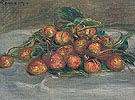 Still Life with Strwberries 1914 - Pierre Auguste Renoir