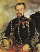 Captain Darras 1871 - Pierre Auguste Renoir