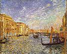 Canal Venice 1881 - Pierre Auguste Renoir