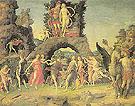 Mars and Venus - Andrea Mantegna