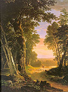 The Beeches - Asher Brown Durand