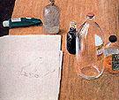 Ink and Solvents 1998 - Avigdor Arikha