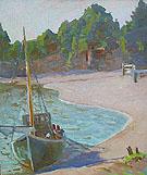 Fishing Boat Maine - Beatrice Whitney Van Ness