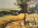 Brueghel Pieter Der Sommer Die Kornernte - Bruegel Pieter