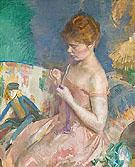 Dressing Dolls 1928 - Cecilia Beaux