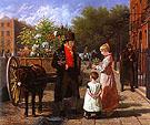 The Flower Seller 1882 - Jean Laurent Agasse