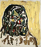 Self Portrait 1984 - A R Penck