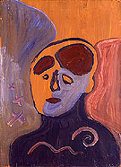 Self Portrait 1968 - A R Penck