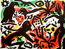 The Situation - A R Penck