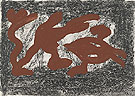 Untitled 1974 - A R Penck