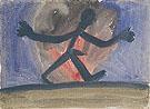 Untitled II 1967 - A R Penck