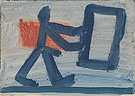 Untitled 3 1967 - A R Penck