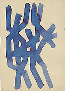 Untitled 4 1967 - A R Penck
