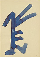Untitled 6 1967 - A R Penck