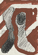 Untitled I 1974 - A R Penck