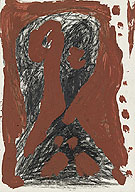 Untitled II 1974 - A R Penck