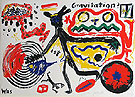 What si Gravity 1984 - A R Penck