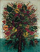 Les Grappes de Raisins Vers 1930 - Seraphine Louis