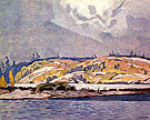The Channel at Britt - A.J. Casson
