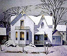 Village House - A.J. Casson