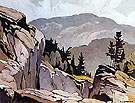 White Fish Falls - A.J. Casson