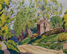 Spring Lasky - A.J. Casson