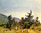 Wood Land Combermere - A.J. Casson