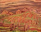 Summer Near Tadoussac 1935 - A.Y. Jackson