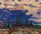 Terre Sauvage 1913 - A.Y. Jackson