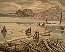 The Lake Howry Creek 1931 - A.Y. Jackson