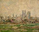 Ypres 1917 - A.Y. Jackson