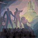 Aspiration 1936 - Aaron Douglas
